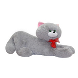Мягкая игрушка кошка Алиса 50 см