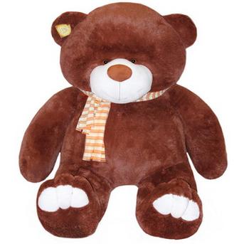 Большой плюшевый медведь Добрыня 150 см