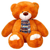 Большой плюшевый медведь Елисей 150 см