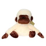 Мягкая игрушка обезьянка Флора 40 см