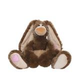 Мягкая игрушка зайчик Счастливчик 30 см