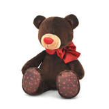 Мягкая игрушка Медведь Мальчик CHOCO сидячий 20 см