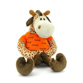Мягкая игрушка жираф Долговязик 70 см