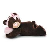 Мягкая игрушка Медведь Девочка MILK лежебока 30 см