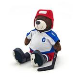Мягкая игрушка медведь Хоккеист 50 см