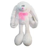 Мягкая игрушка заяц Роджер 55 см белый